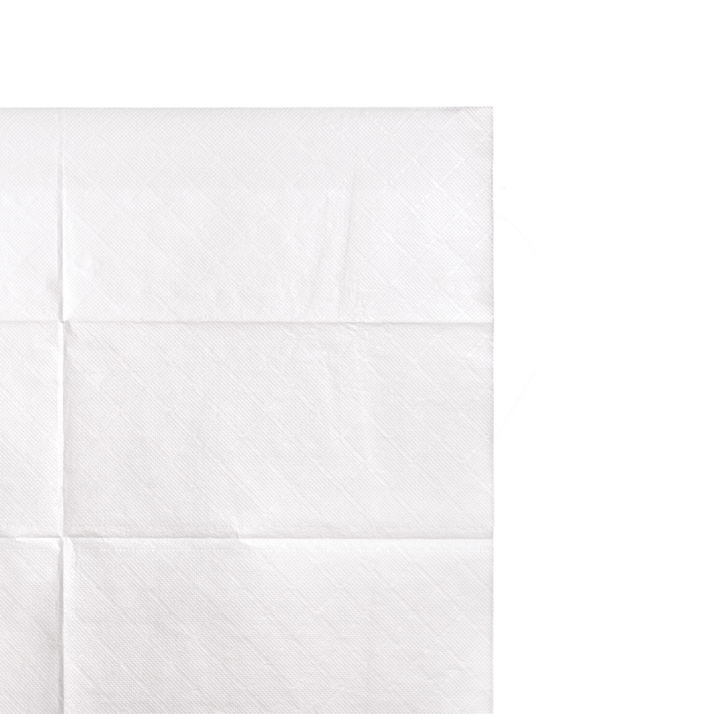 Tablecloth White Plain